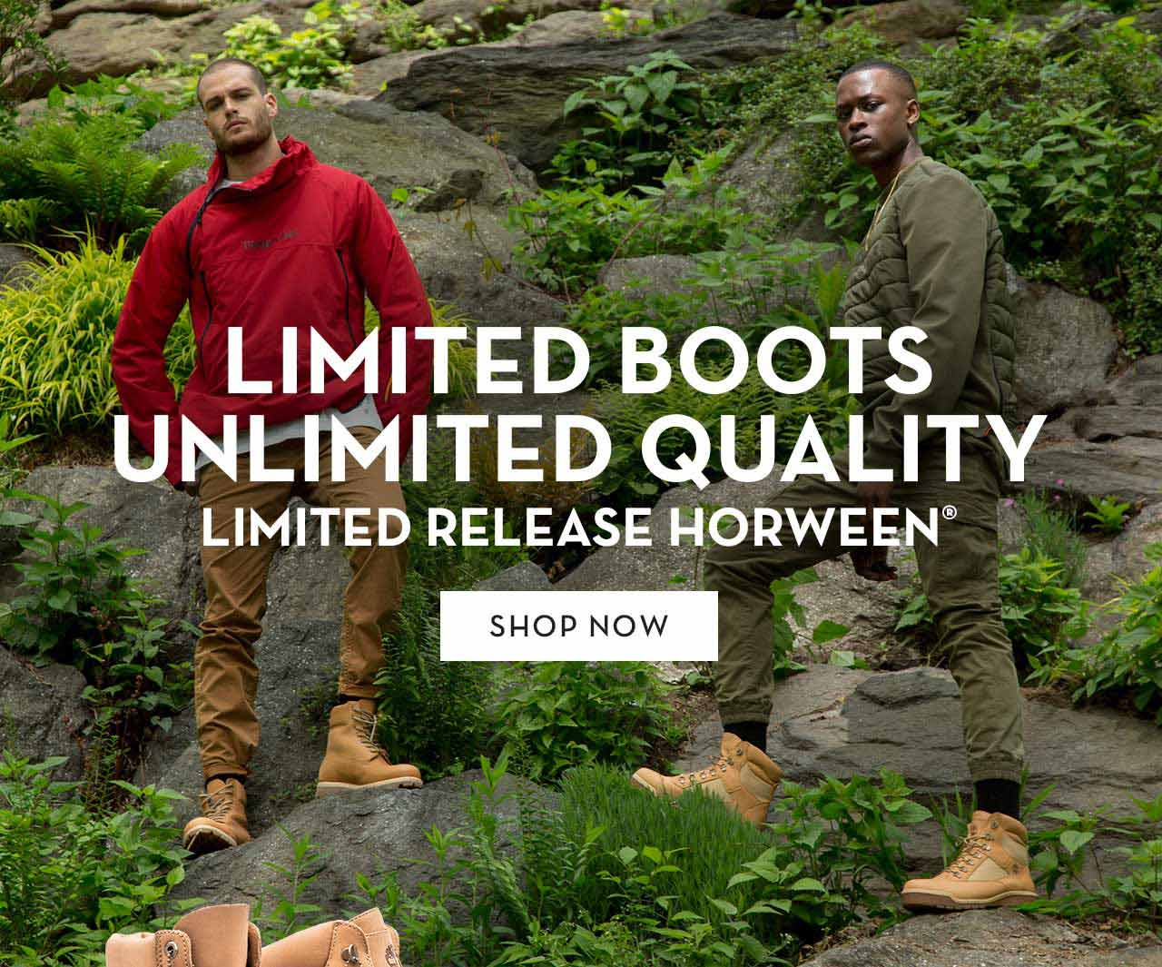 Limited Boots Unlimited Quality Limited Release Horween® Shop Now