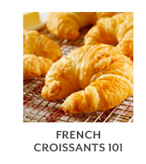 Class: French Croissants 101