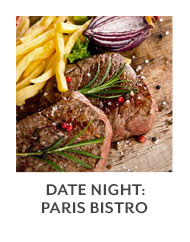 Class: Date Night: Paris Bistro