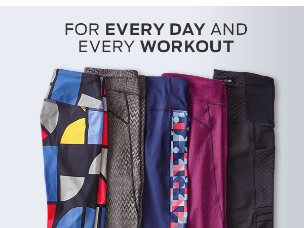 Tights For Every Day & Every Workout | Stock Up >