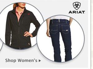 Womens Ariat Workwear