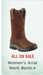Womens Ariat Work Boots