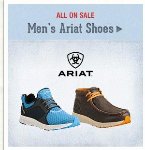 Mens Ariat Shoes