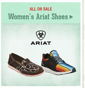 Womens Ariat Shoes