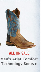 Mens Ariat Comfort Technology Boots