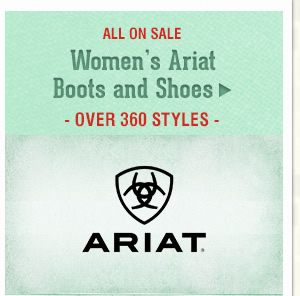 Womens Ariat  Boots and Shoes