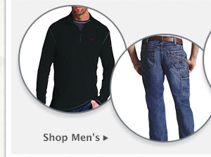 Mens Ariat Workwear