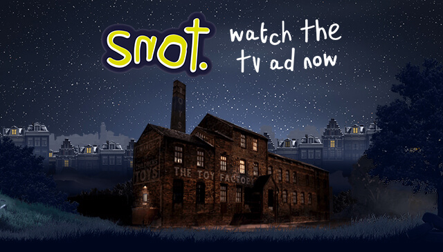 Snot..The Toy No One Wanted