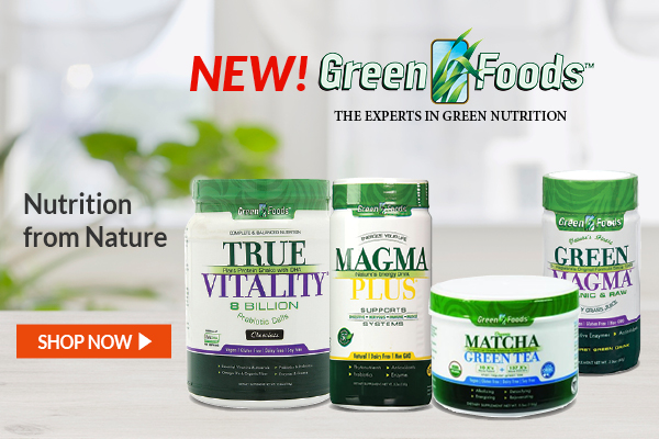 The Experts in Green Nutrition