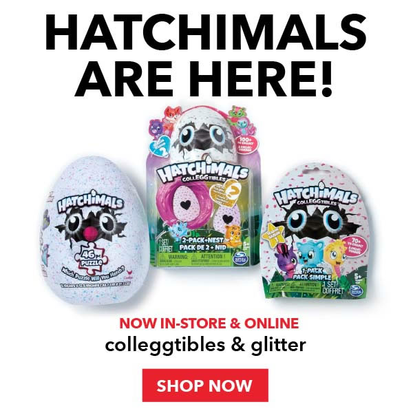 It's National Hatchimals Day! SHOP NOW.