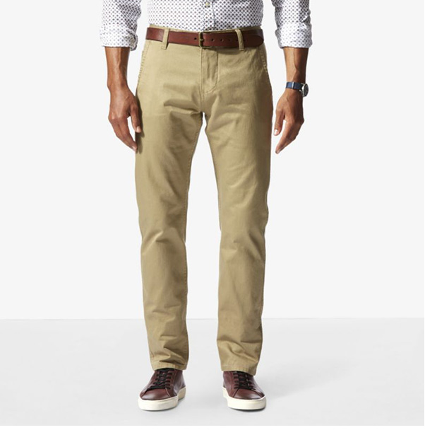 SHOP DOCKERS ALPHA KHAKI