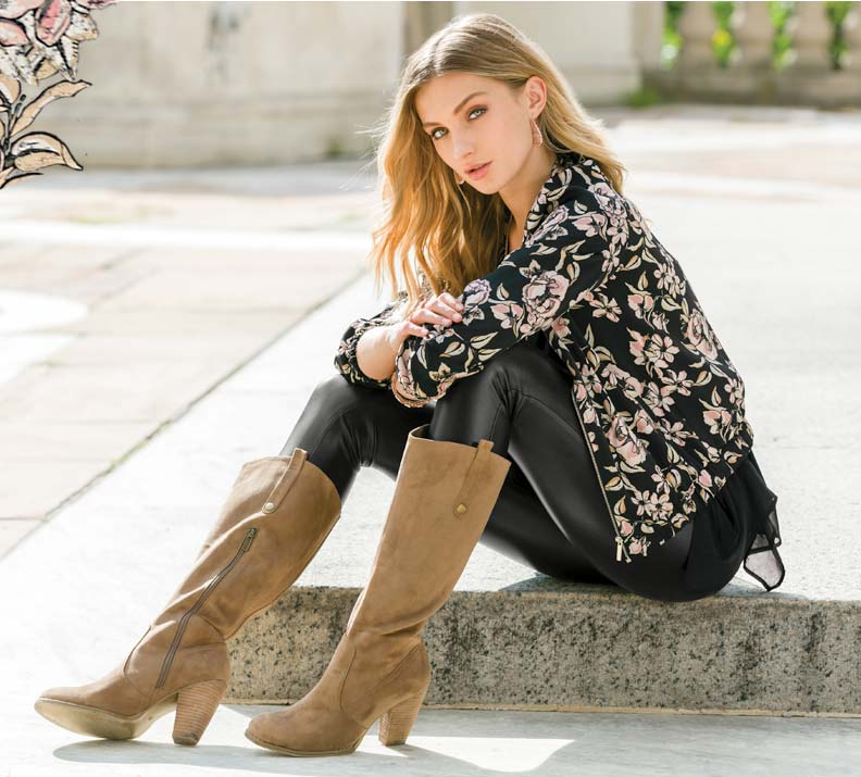 Bombers: Boots