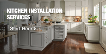 Kitchen Installation | Start Here >