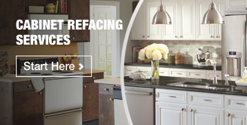Cabinet Refacing Installation | Start Here >