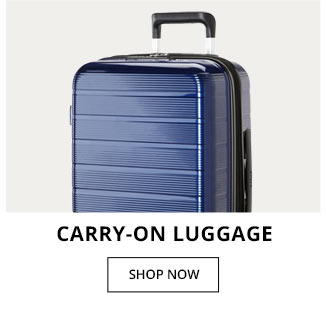 Semi-Annual Travel Sale | Carry-On Luggage