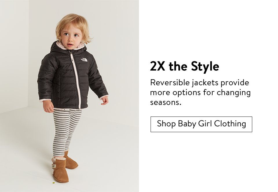2X the Style | Shop Baby Girl Clothing