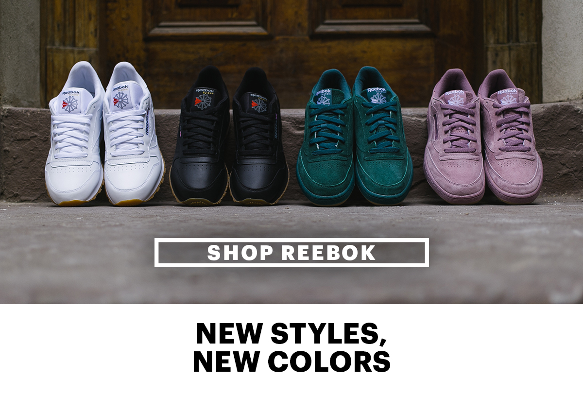 Shop Reebok | New Styles, New Colors