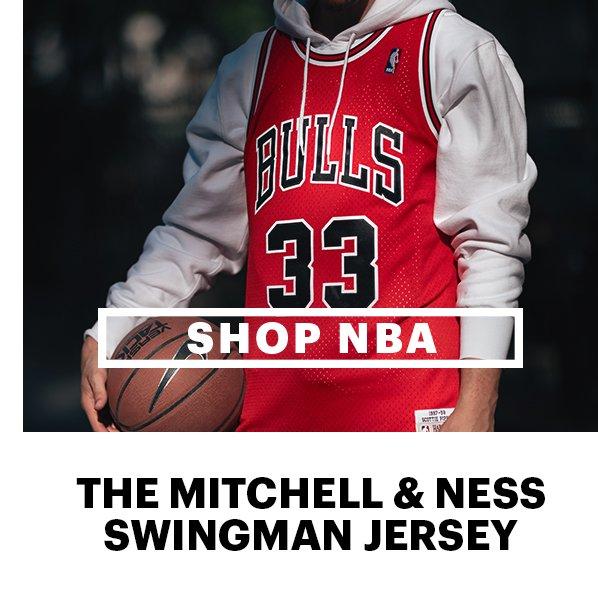 Shop NBA | The Mitchell and Ness Swingman Jersey