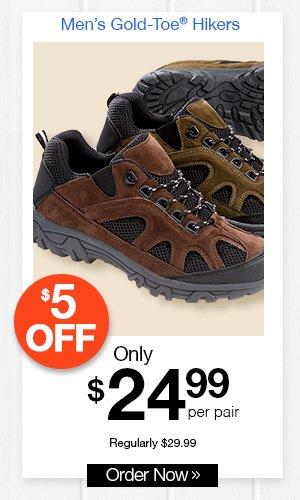 Goldtoe Hikers