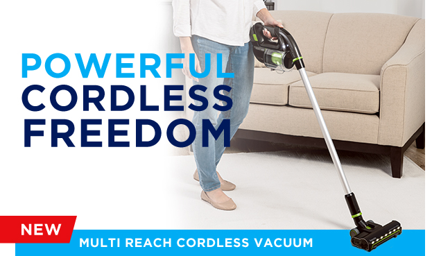 Powerful Cordless Freedom