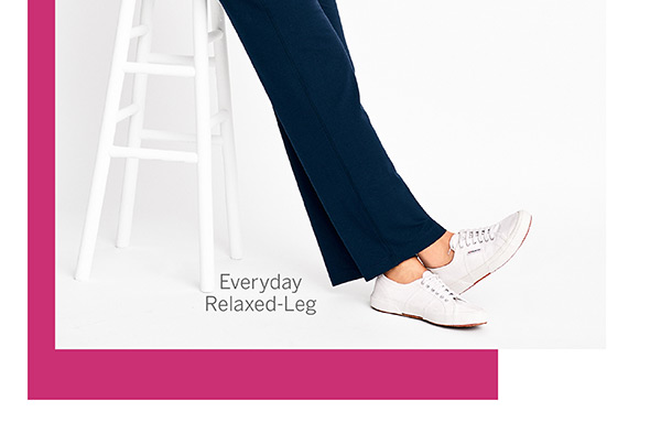 The best relaxation technique? Effortless Styles that hug you with softness. Shop T by Talbots