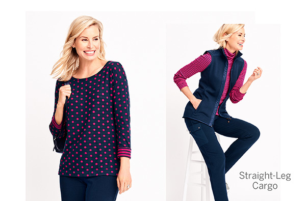 More styles, more colors, more patterns! We have your casual days covered. Shop New Looks