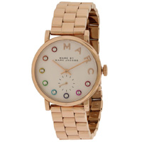 Baker Rose Gold-Tone Watch