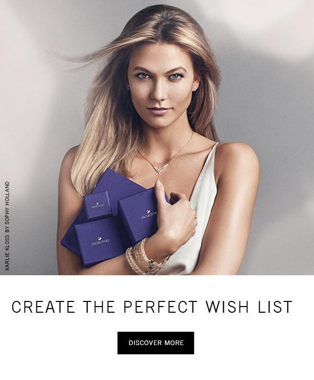 Create the perfect wish list