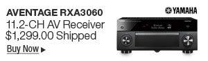 Newegg Flash - Yamaha Aventage RXA3060 11.2-CH AV Receiver