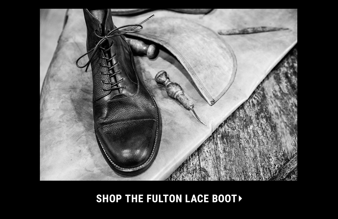 Shop the Fulton Lace Boot