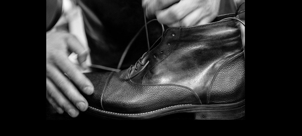 Artisan Footwear.