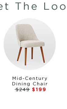 Mid-Century Dining Chair
