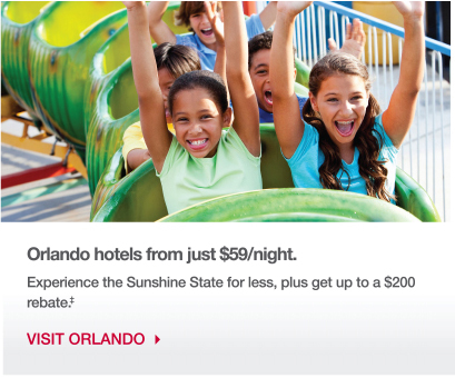 Orlando hotels from just $49/night