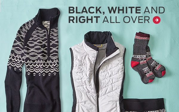 Black, White, And Right All Over >