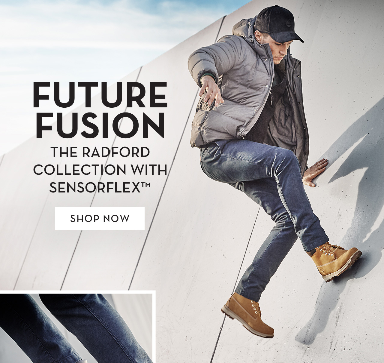 Future Fusion The Radford Collection With Sensorflex™ Shop Now