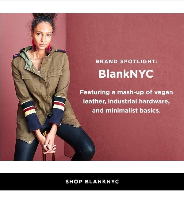 Shop BlankNYC