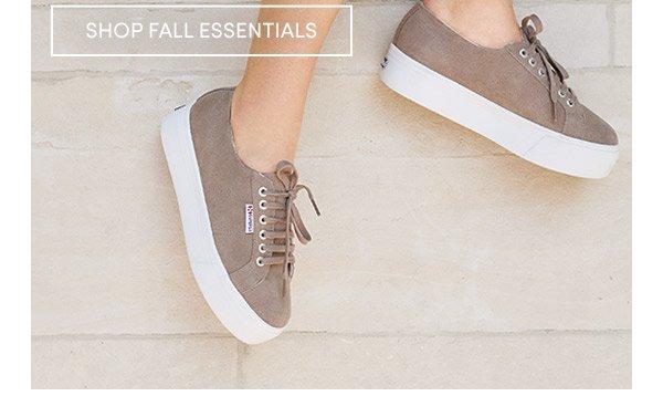 Shop Fall Essentials