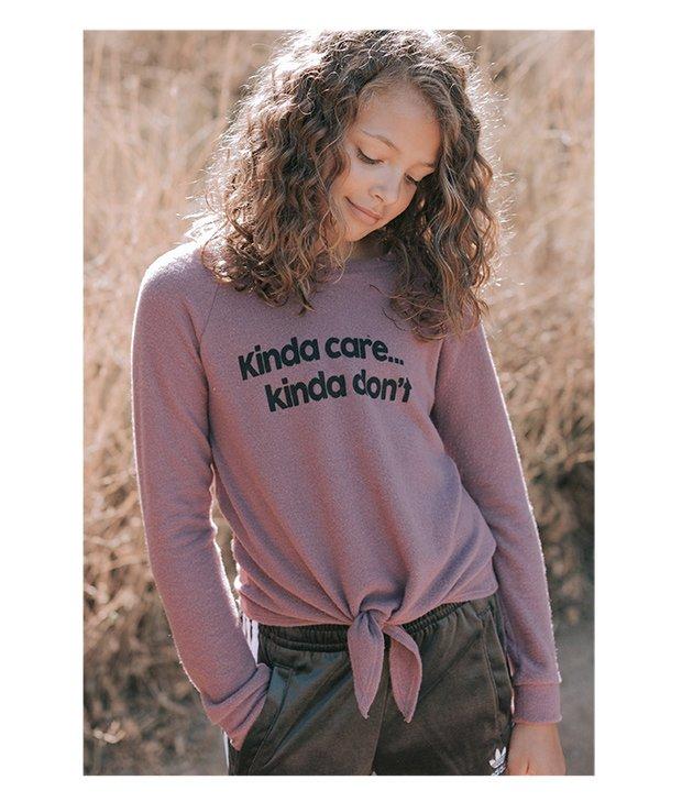 Shop Girls Sweatshirts and Hoodies