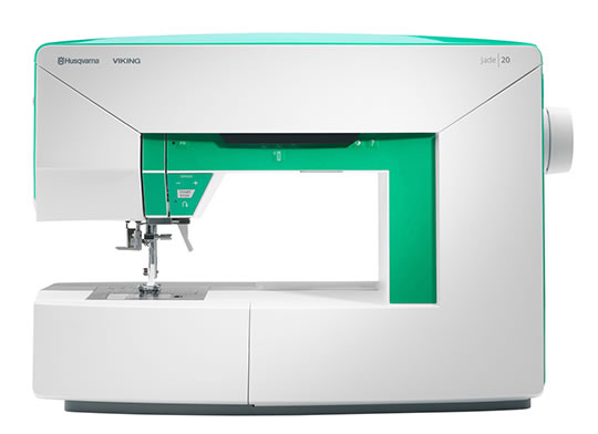 NEW! HUSQVARNA VIKING JADE 20 Sewing Machine.
