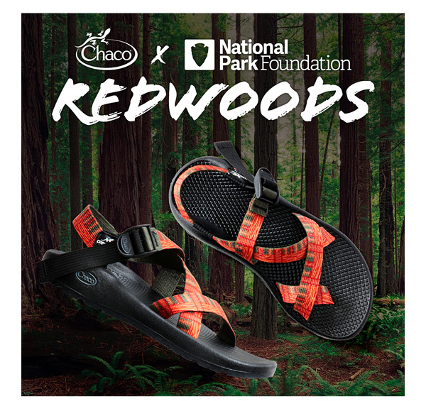 a62f438f3bb4 CHACO X NATIONAL PARK FOUNDATION · Limited-edition Z Sandals inspired ...