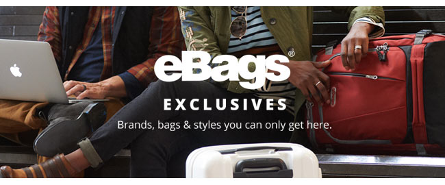 eBags Exclusives