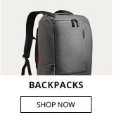 Semi-Annual Travel Sale | Backpacks