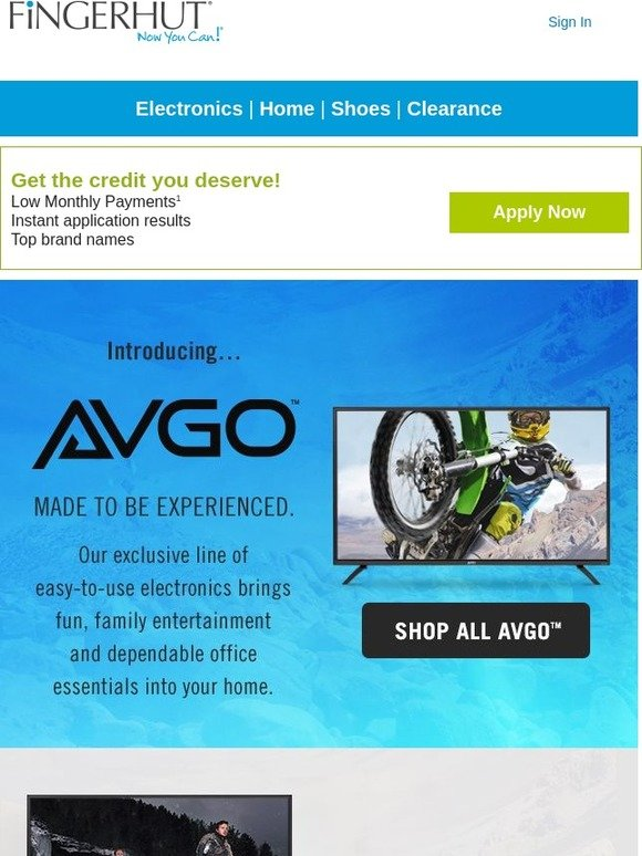 fingerhut fingerhut introducing avgo u2013 compare to top national brands milled