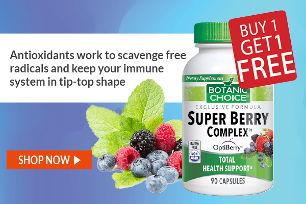 6 Immune-Supporting Berries PLUS Noni and Popular Pomegranate