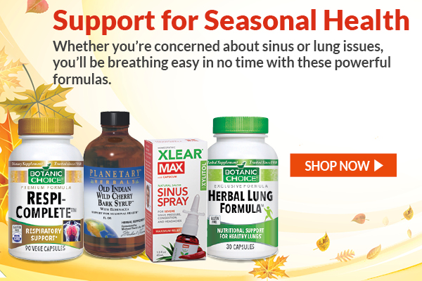 Support for Seasonal Health