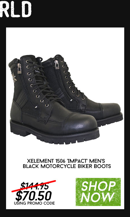 Shop The 1506 Xelement Impact Boots
