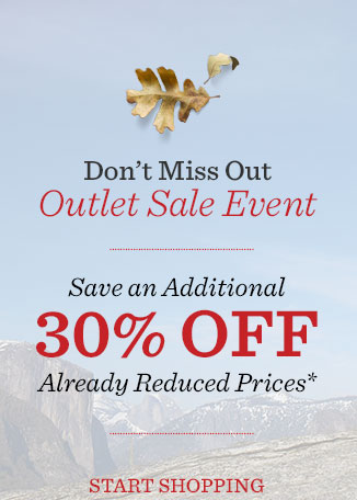 Outlet Sale Event