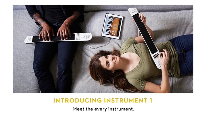 Meet the every instrument