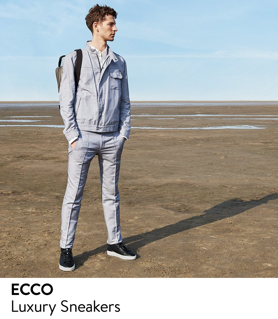 ECCO Luxury Sneakers