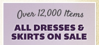 All Dresses and Skirts on Sale